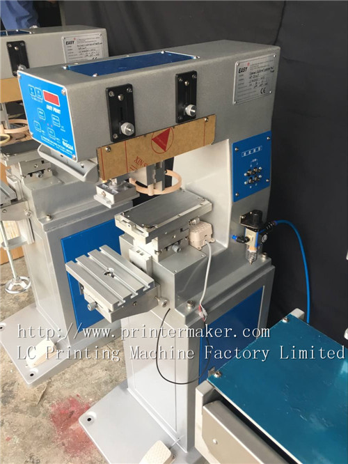 Economic 1 Color Ink Cup Pad Printing Machine