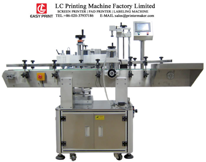 Automatic Labeling Machine For Bottles