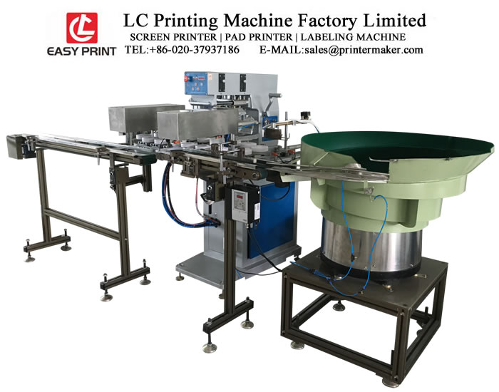 Automatic Pad Printing Machine For Plastic Cover