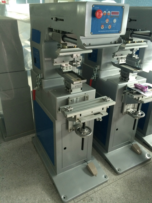 1 Color Pad Printing Machine for Large Images