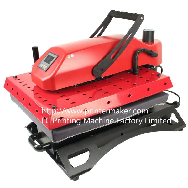 Swing Away Manual Sublimation Transfer Printing Heat Press Machine