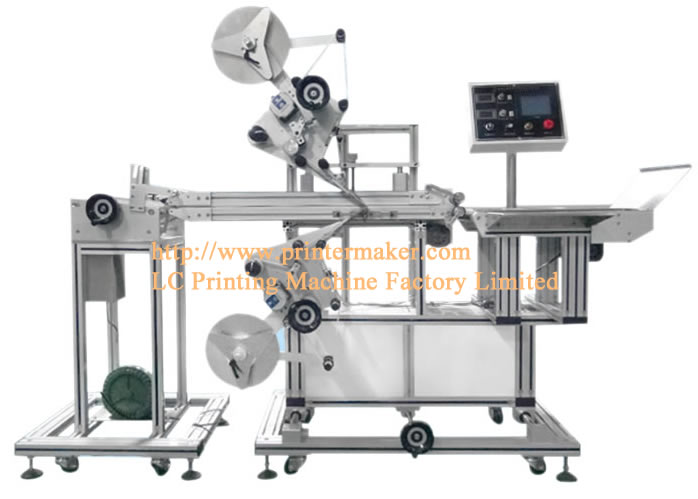 Automatic Labeling Machine For Film Membrane