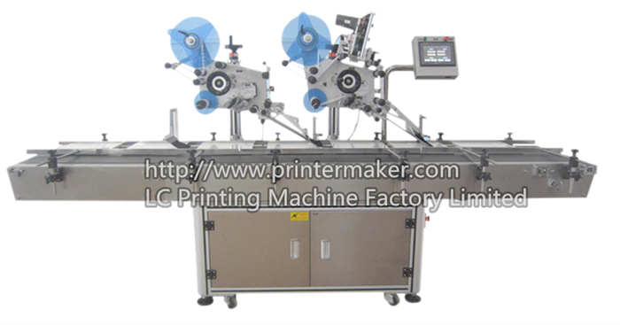 Flat Surface Automatic Labeling Machine For Multi Labels
