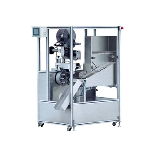 Automatic Soft Tube Labeling Machine with Registration