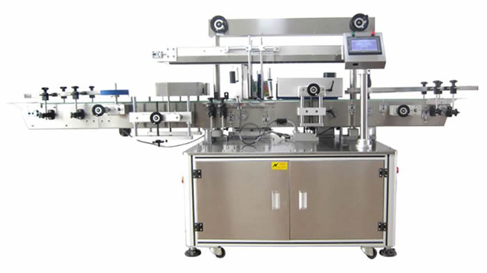 Automatic Labeling Machine for Three Sides and Four Sides