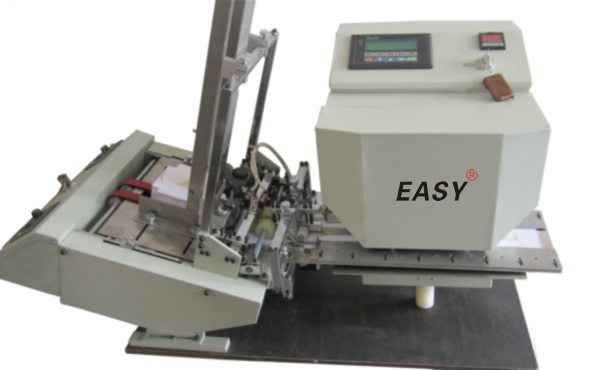 Automatic Anti Fake Label Hot Stamping Machine For Card