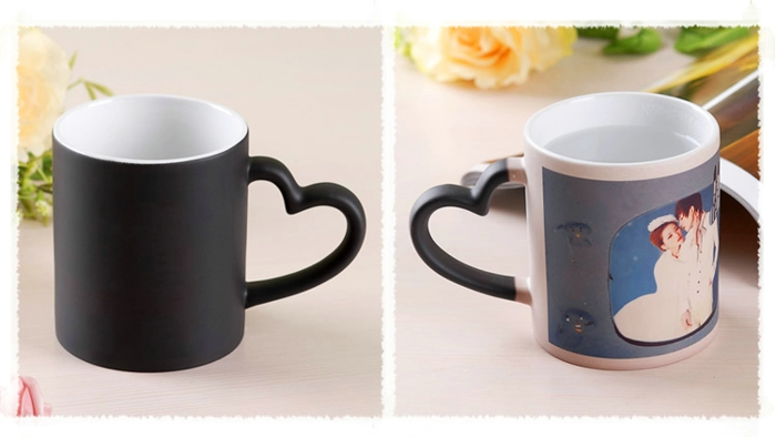 11oz Color Change Lover Mug
