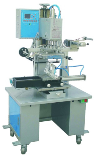 Automatic Flat and Round Hot Stamping Machine