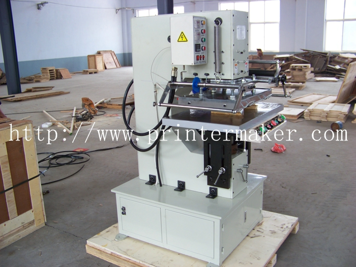 Large Size Hydraulic Hot Stamping Machine