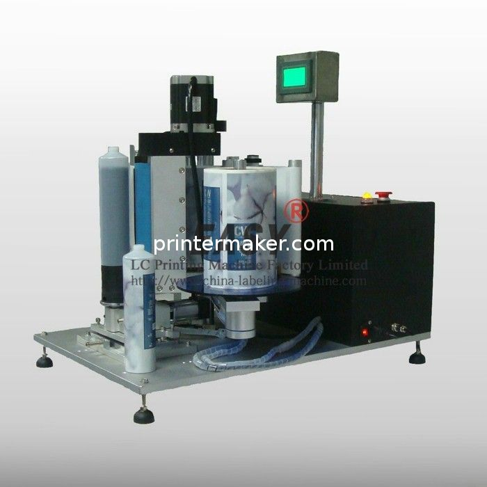 Soft Tube Labeling Machine with Touch Screen