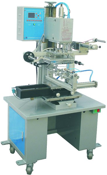 Multi Functional Hot Stamping Machines for Round, Oval, Flat Bottles