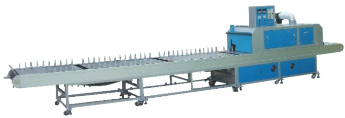 UV Enlengthing Conveyor Curing Machines