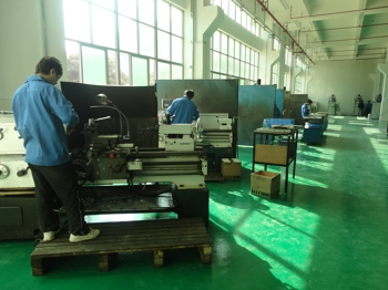 CNC WORKSHOP