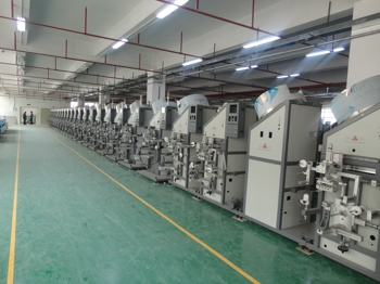 AUTOMATIC HOT STAMPING MACHINE WORKSHOP