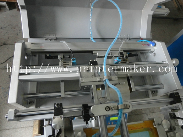 screen printing machine for bottles