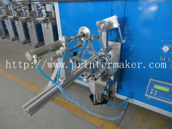 screen printing machine for bucket