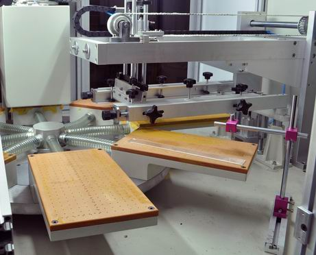 Fully Automatic Ruler Printing Machine