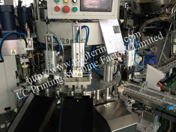 Full Automatic Bottle Cap Assembling Machine