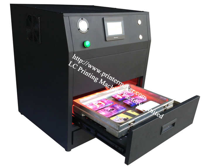 A3 Size Sublimation Film Vacuum Heat Transfer Machine