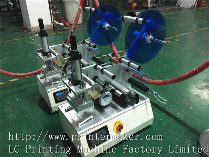 Tabletop Flat Labeling Machine