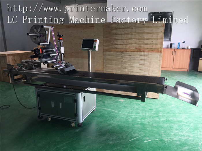 Automatic Labeling Machine for Card