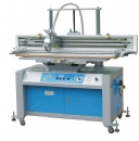 Flat Bed Screen Printer with Vacuum Table