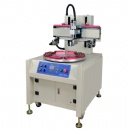High Speed Flat Screen Printing Machine With 8 Workstations
