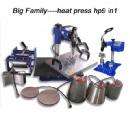 Multi Funtional Heat Press Machine