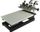 1 Color Micro-Adjustable Screen Printing Machine