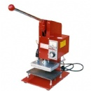 Manual Flat Hot Stamping Machine-Economical