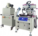 Stationery Ruler High Speed Screen Printing Machine with Auto Baiting