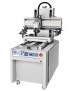 Flat Screen Printing Machine with Sliding Working Table