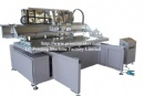 Large Format Glass Screen Printing Machine with Shuttle WorkTable