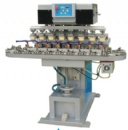8 Color Ink Cup Pad Printing Machine