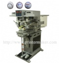 Softball Ink Cup Pad Printing Machine