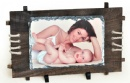 Sublimation Photo Slate with Frame