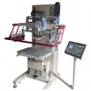 Flat Screen Printing Machine on Bags