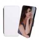 Sublimation Flip leather Case for iphone 6